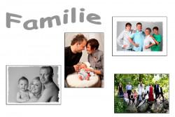 Portraitfotografie Familie